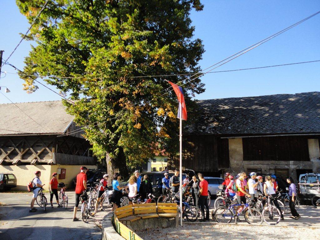 Cycling trips around Upper Carniola