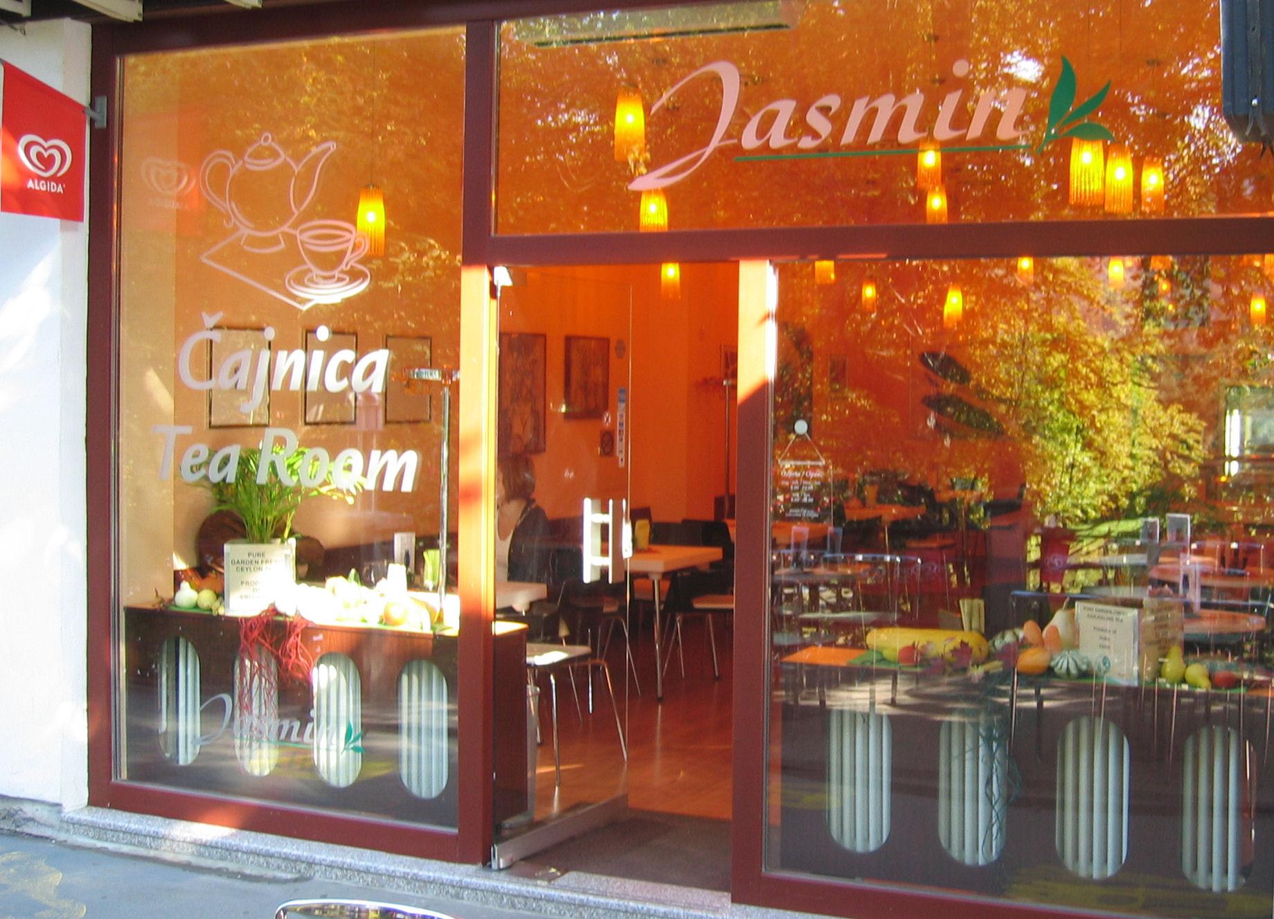 Jasmin Teahouse Bled