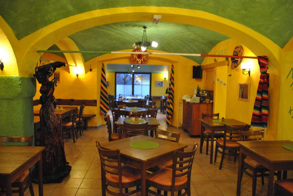 Krcma Mexico is Slovenia's best Mexican restaurant