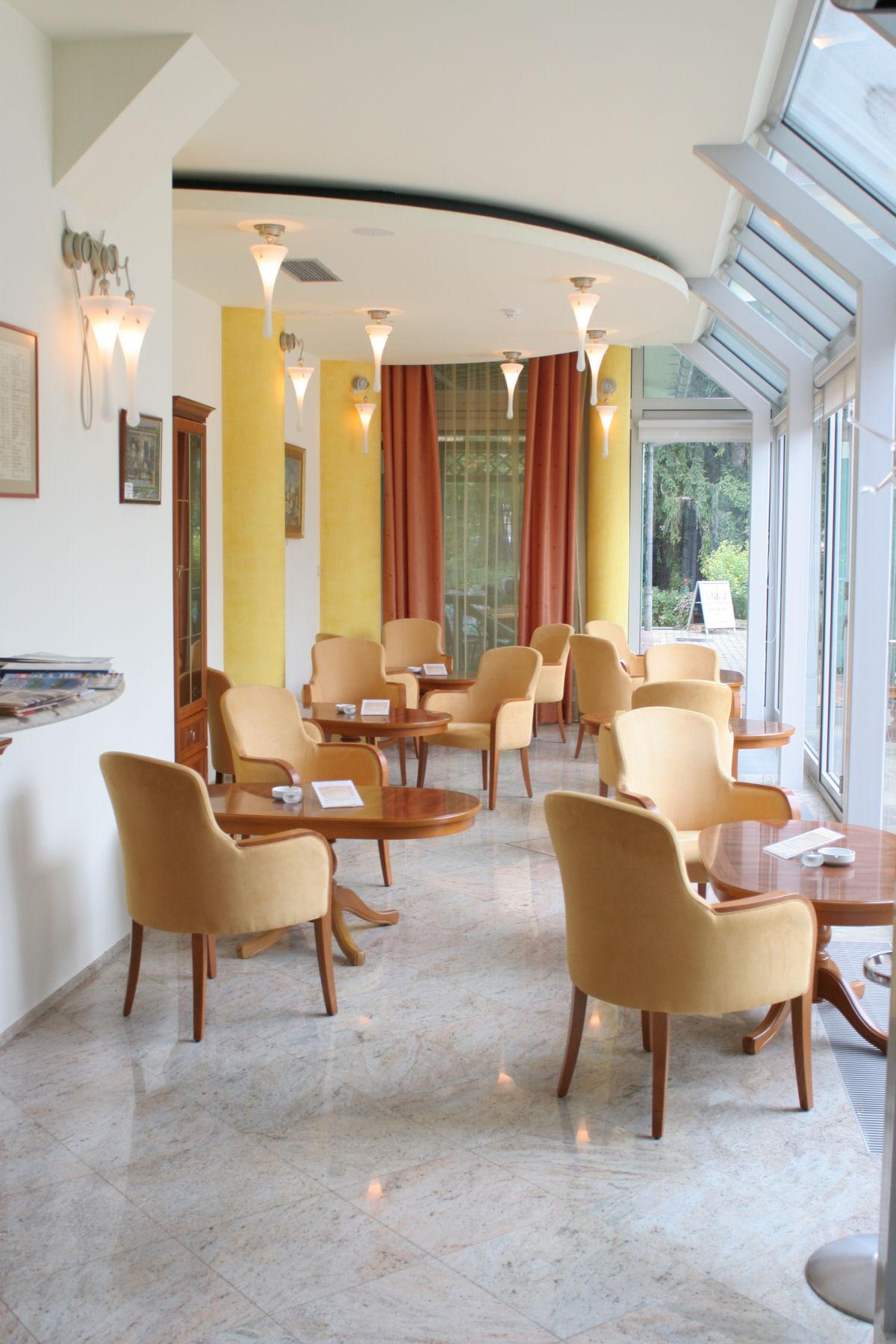 Labod restaurant coffee room