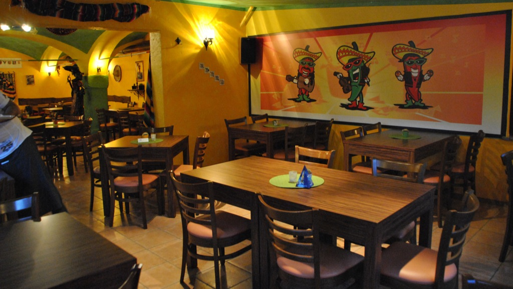 The best Mexican restaurant in Slovenia