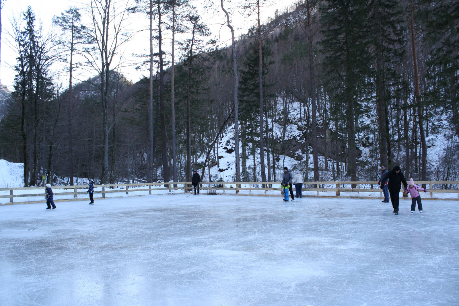 ice skating possibilities in the bled area apartments fine stay