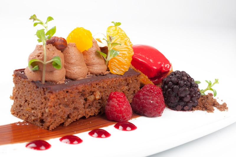 A la Carte Restaurant 1906 Bled sweet desserts