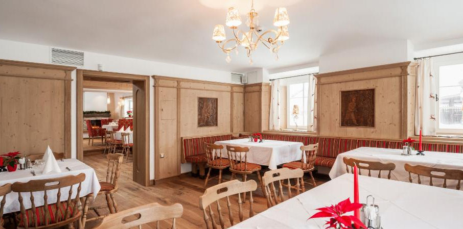 Restaurant Avsenik interior