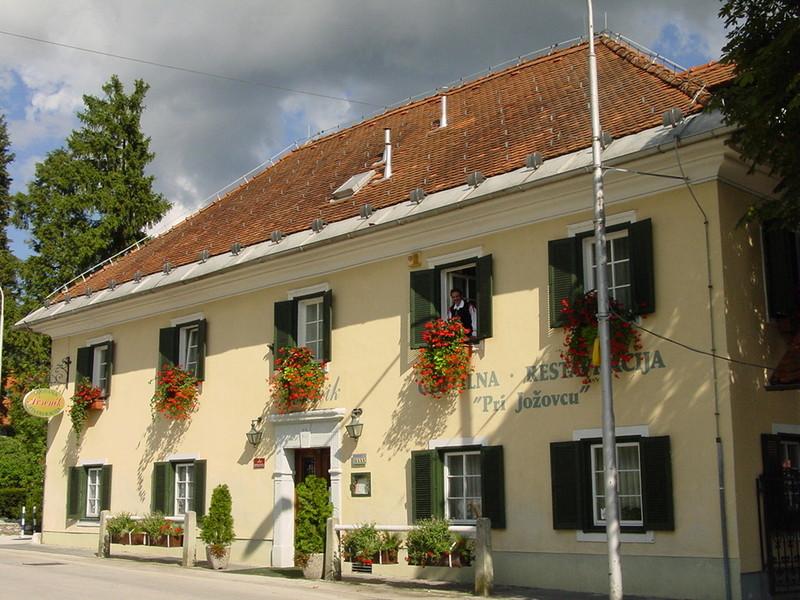 Restaurant Avsenik in Slovenia