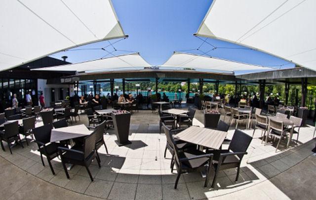 Restaurant Cafe Park in Bled