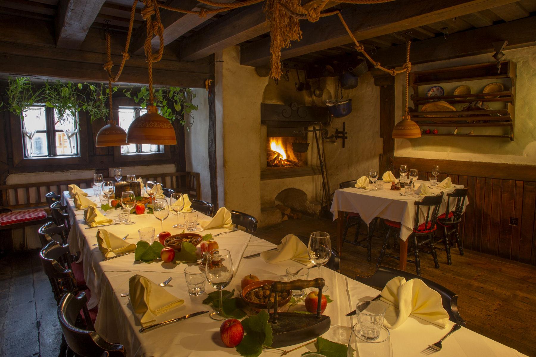 Restaurant Lectar the hearth room