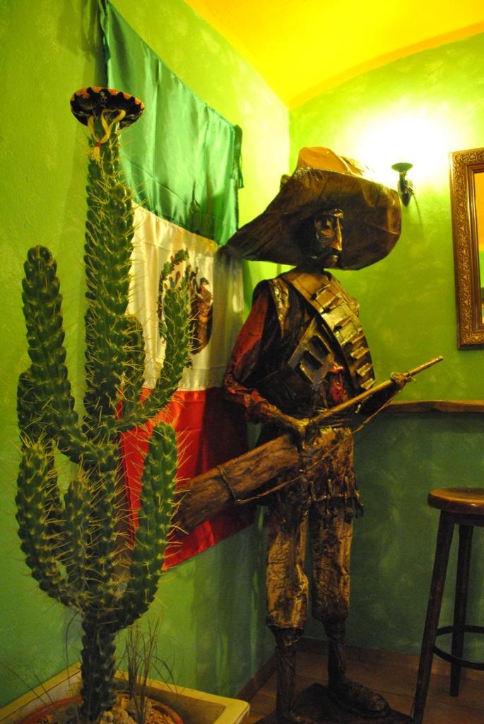 Restaurant Mexico near Bled