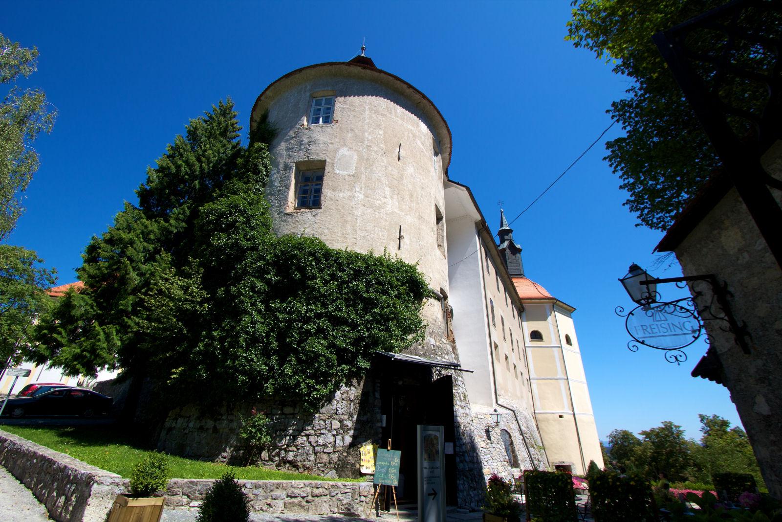 Skofja Loka castle, Slovenia