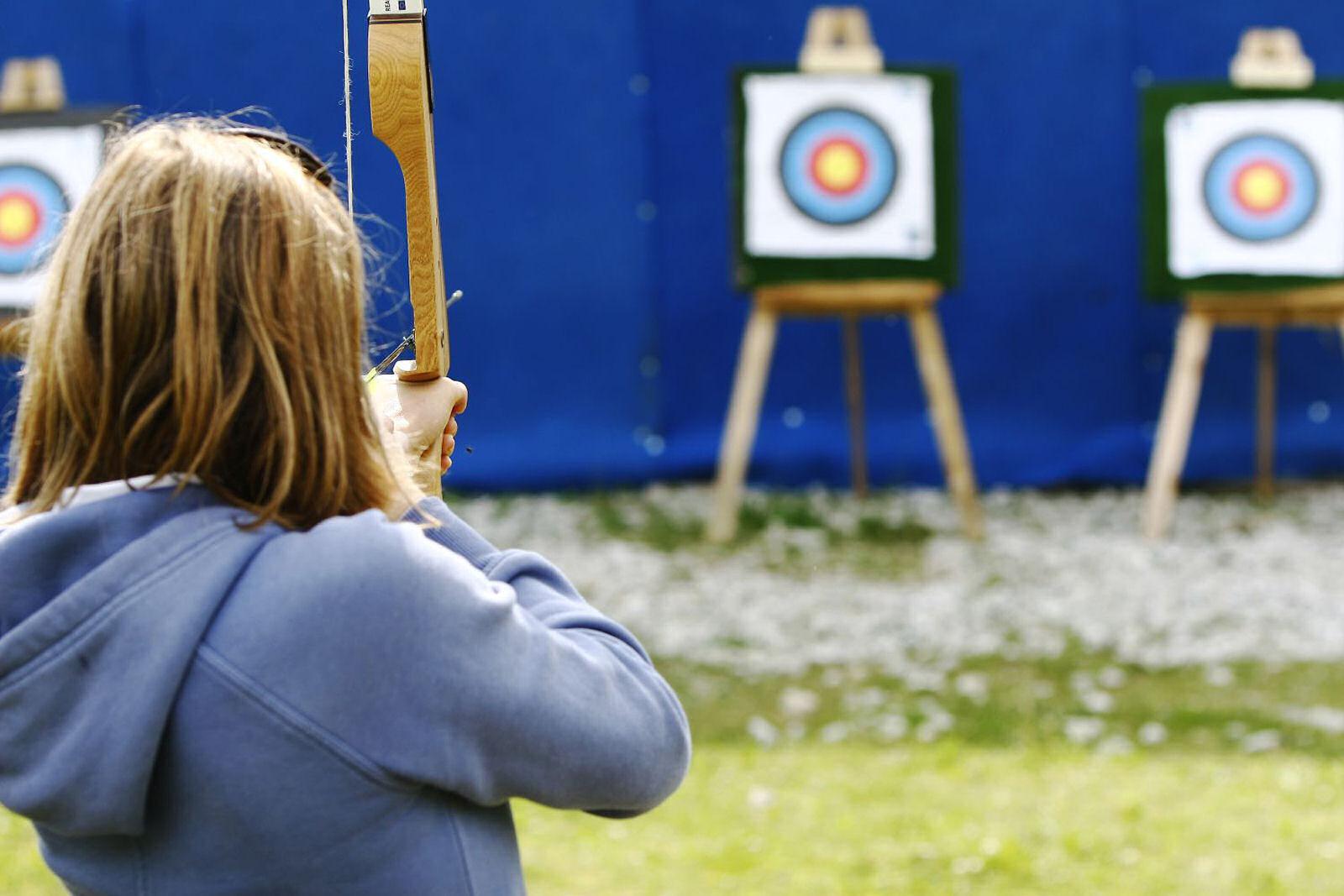summer-park-krvavec-archery