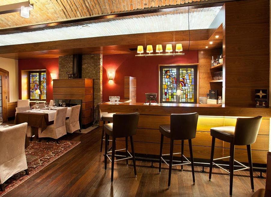 Vila Podvin restaurant interior