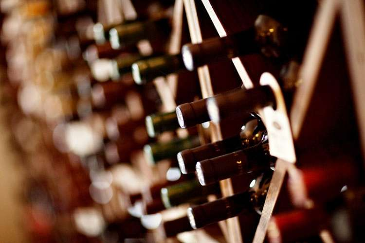 Vinarte winebar offers a selection of Slovenian wines