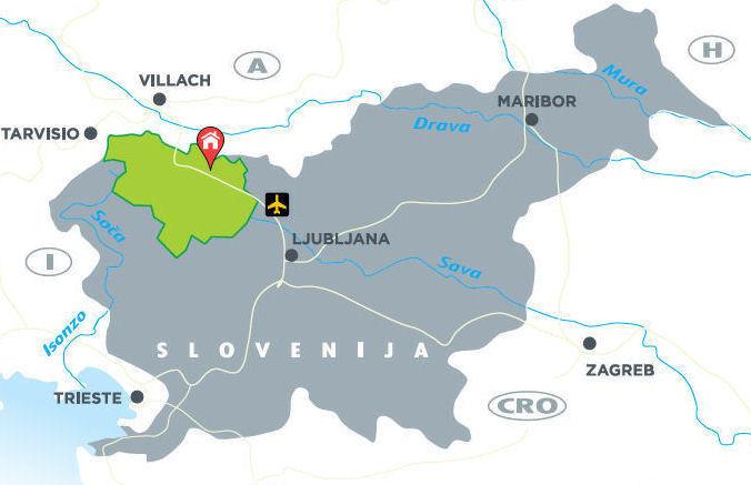 Fine Stay apartma, Moste, Završnica, Žirovnica, Gorenjska, Slovenija