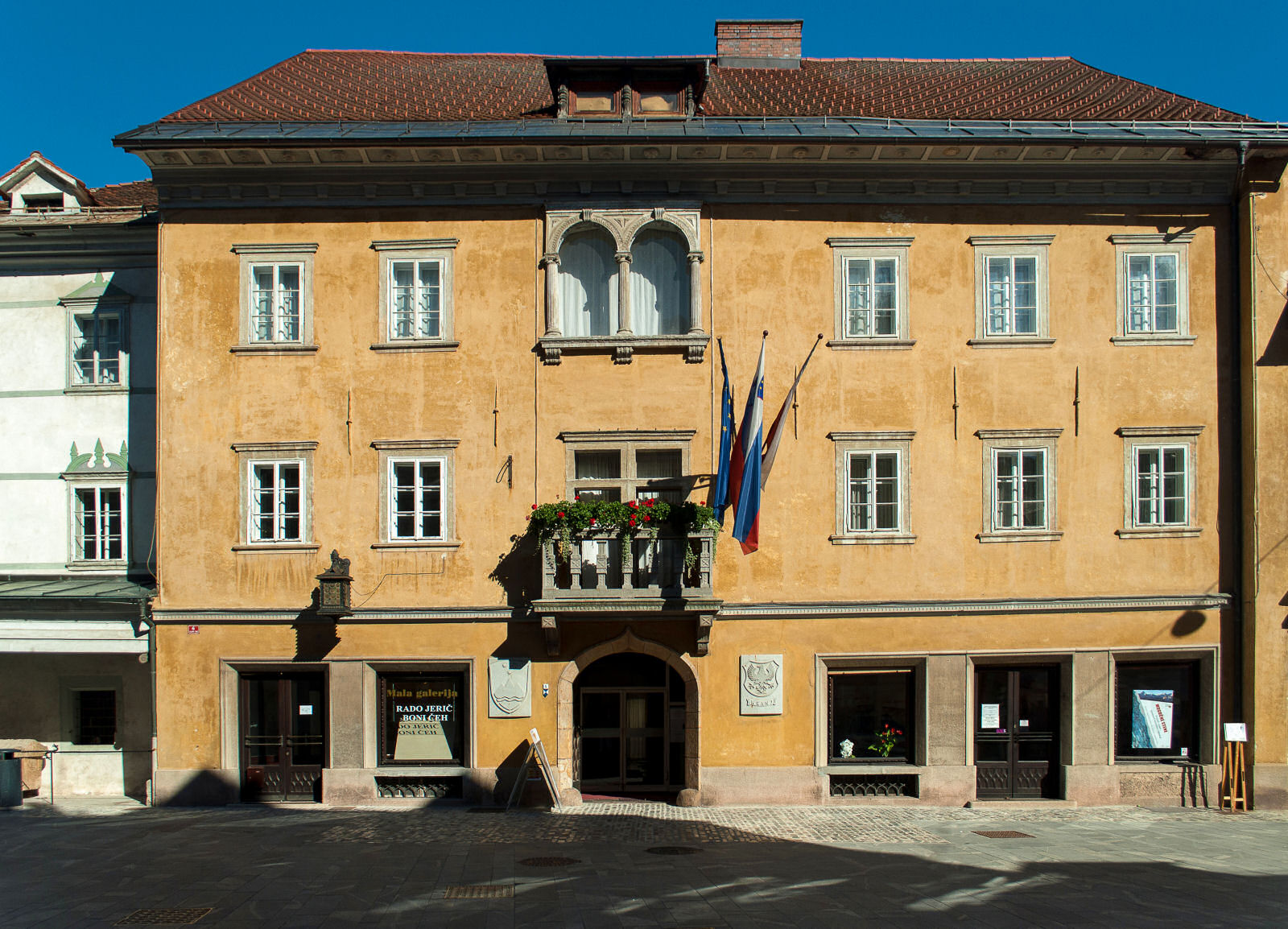 City hall Kranj, Slovenia