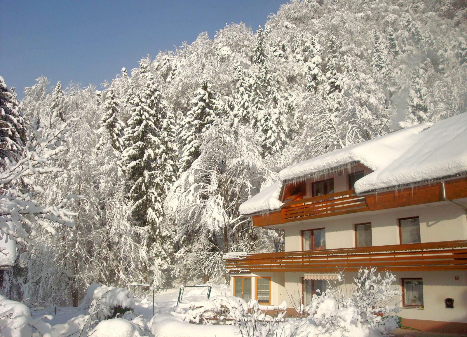 Slovenia has plenty of snow