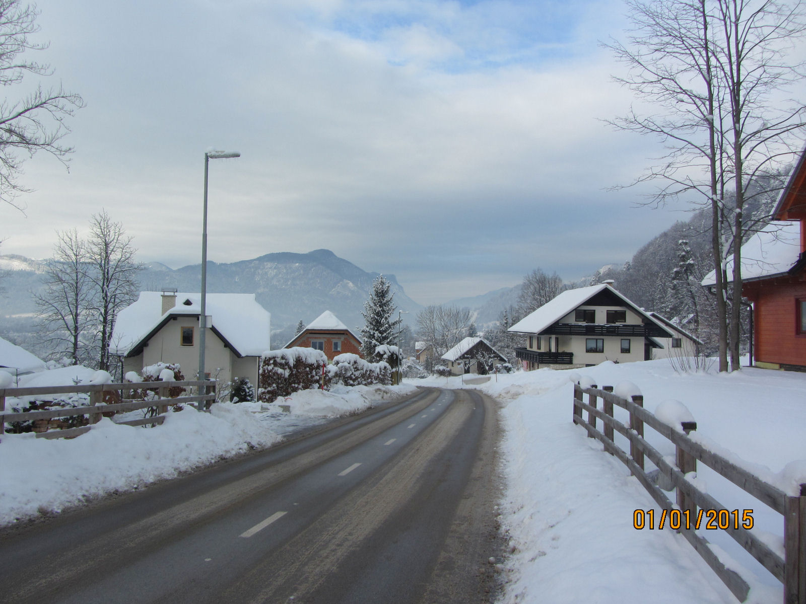 Gorenjska winter 2015