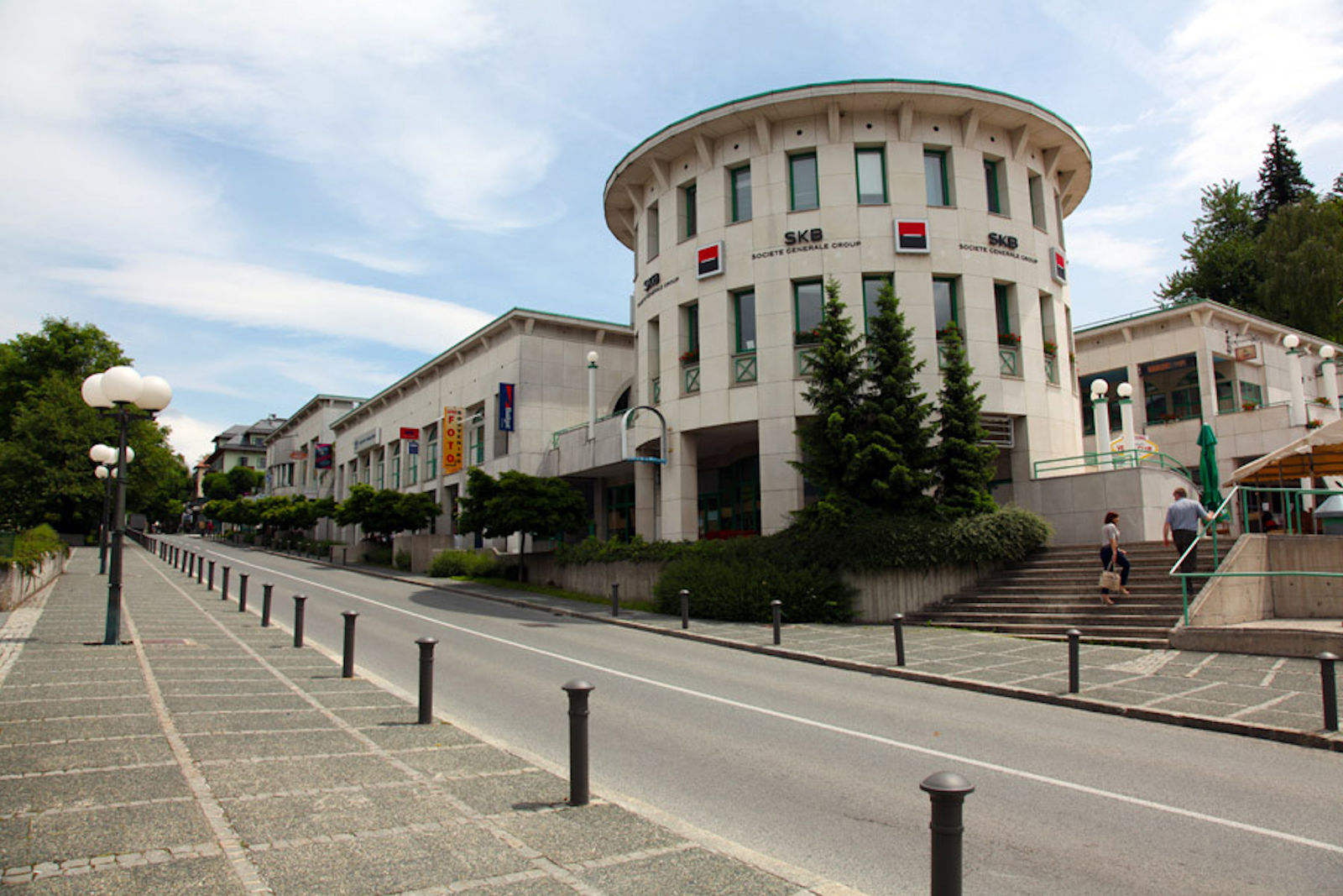 Bled Shopping Centre