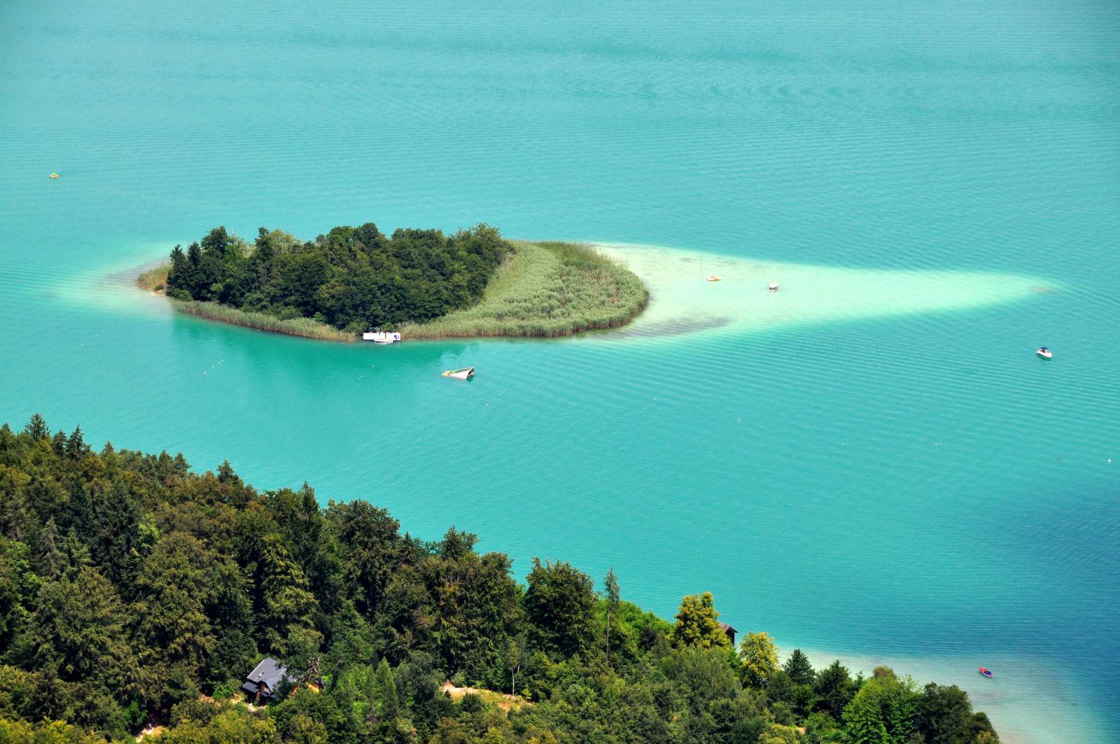 capuchin-island-lake-woerthersee