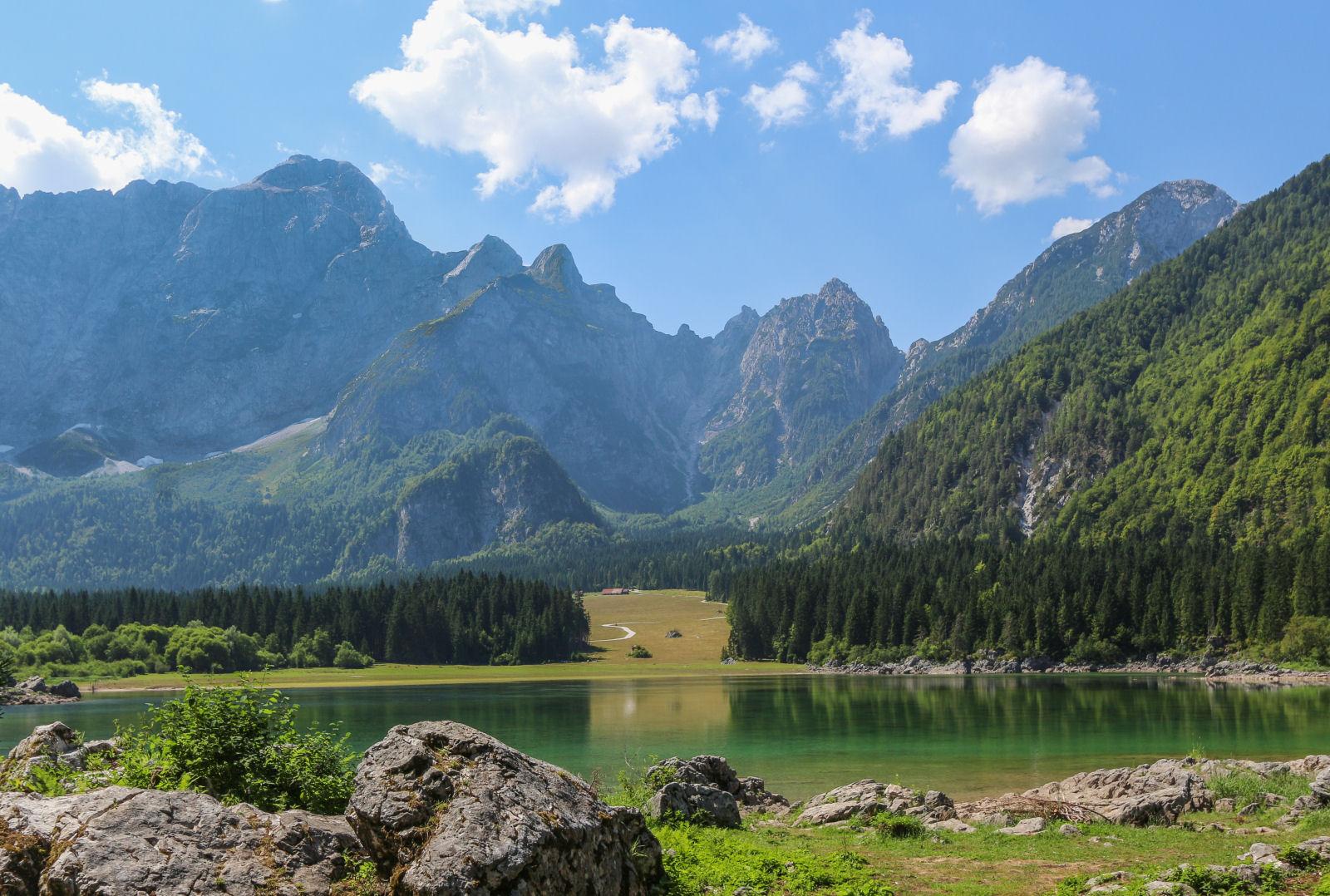 fusine-lakes-italy