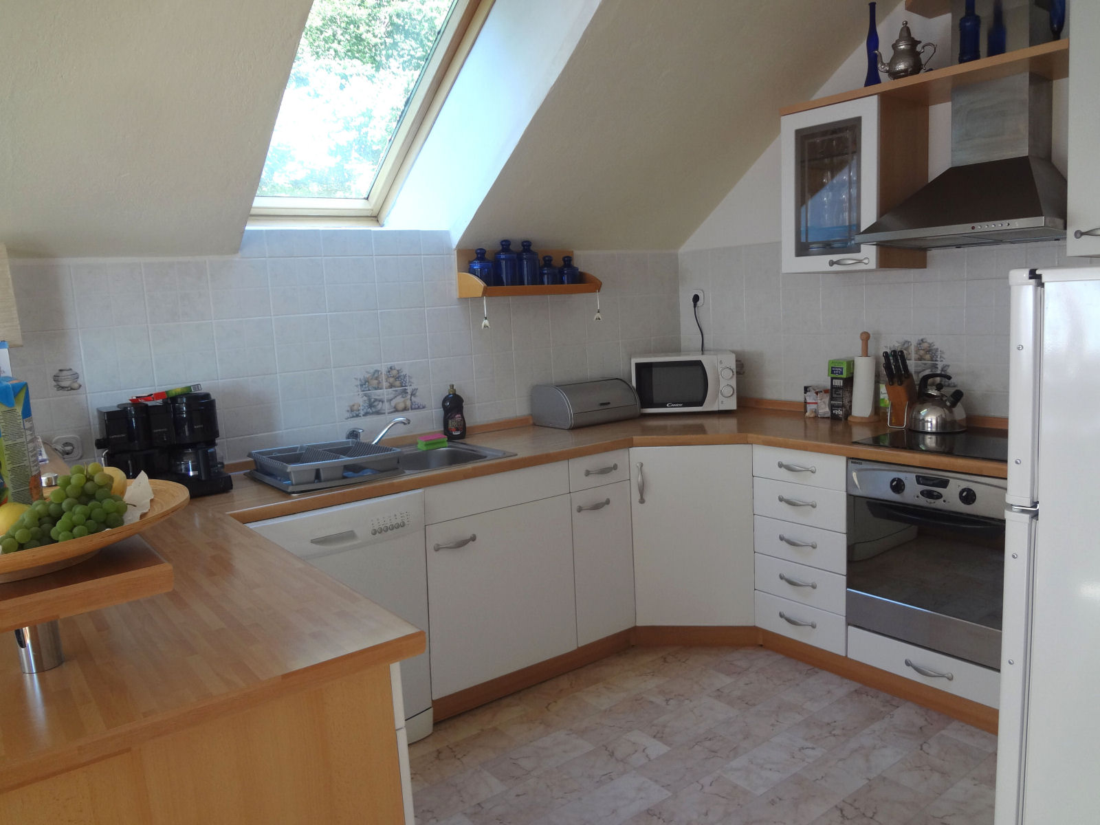 kitchen-fine-stay-apartment-slovenia