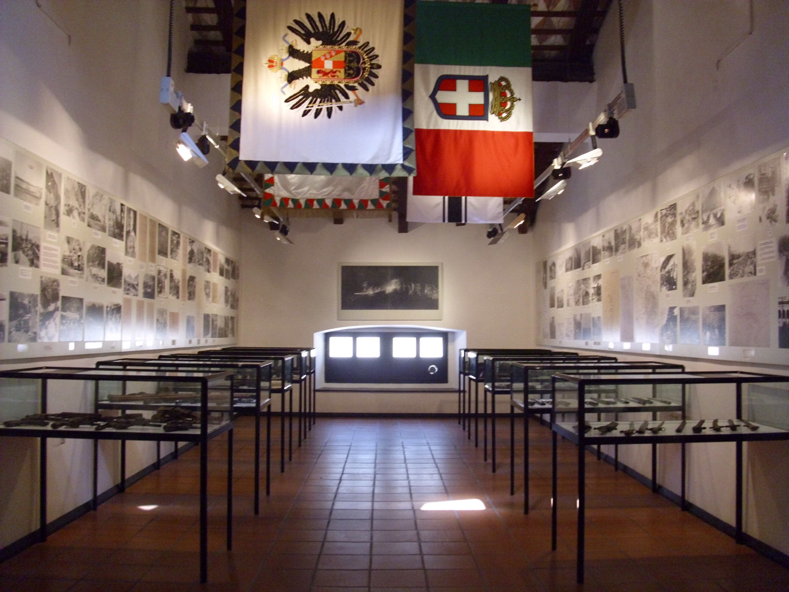 kobarid-world-war-museum-inside