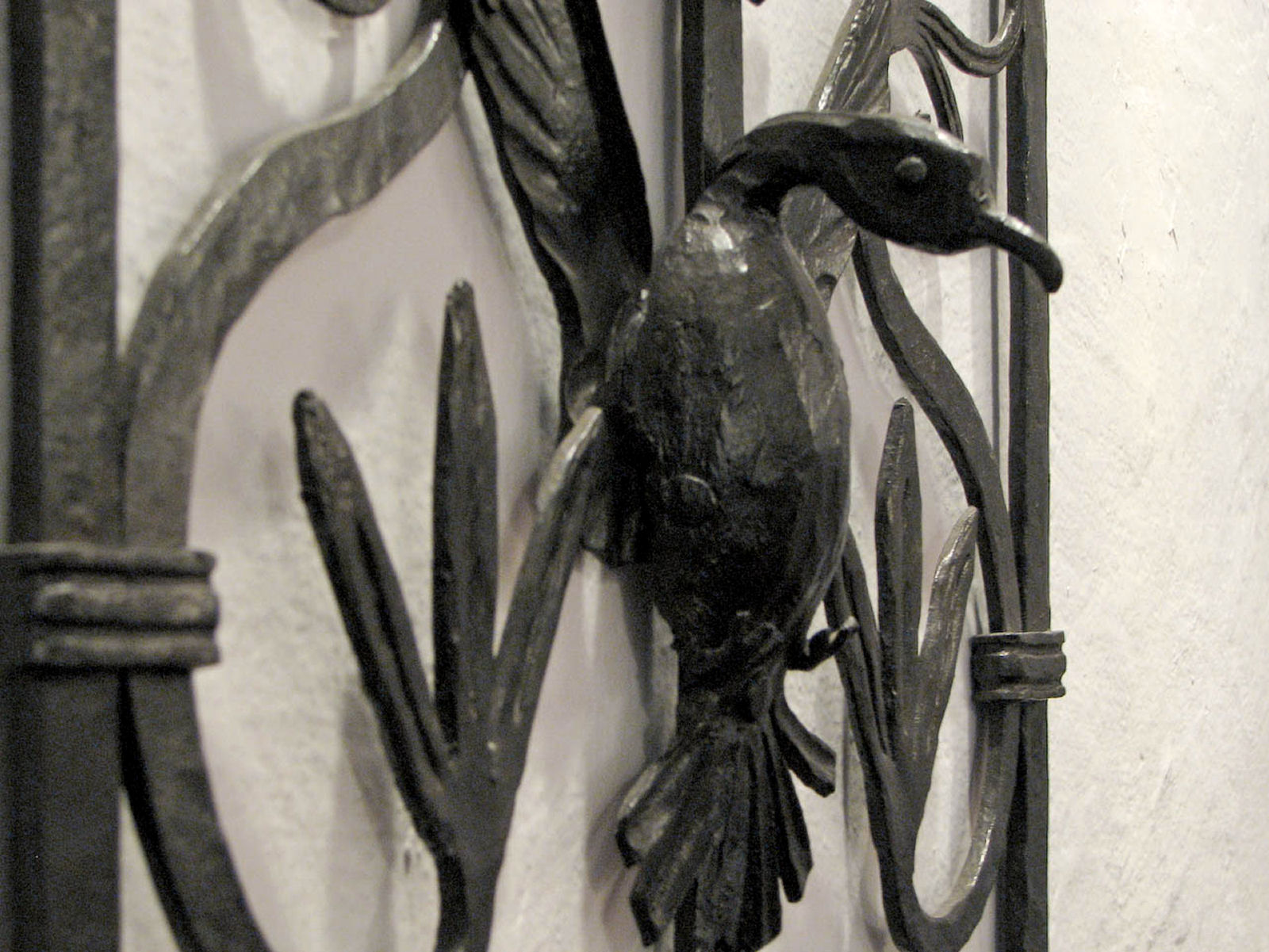 kropa-iron-forging-bird-museum