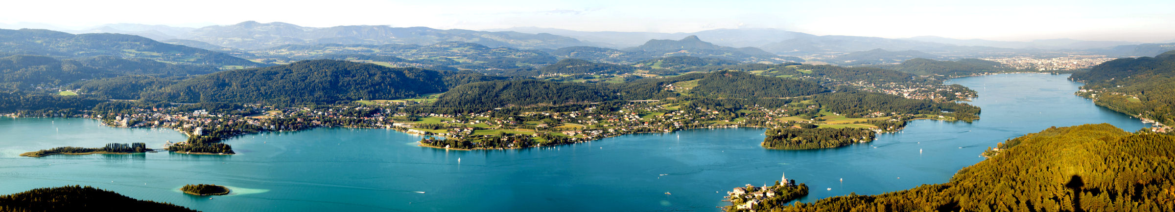 lake-woerthersee-klagenfurt-panorama