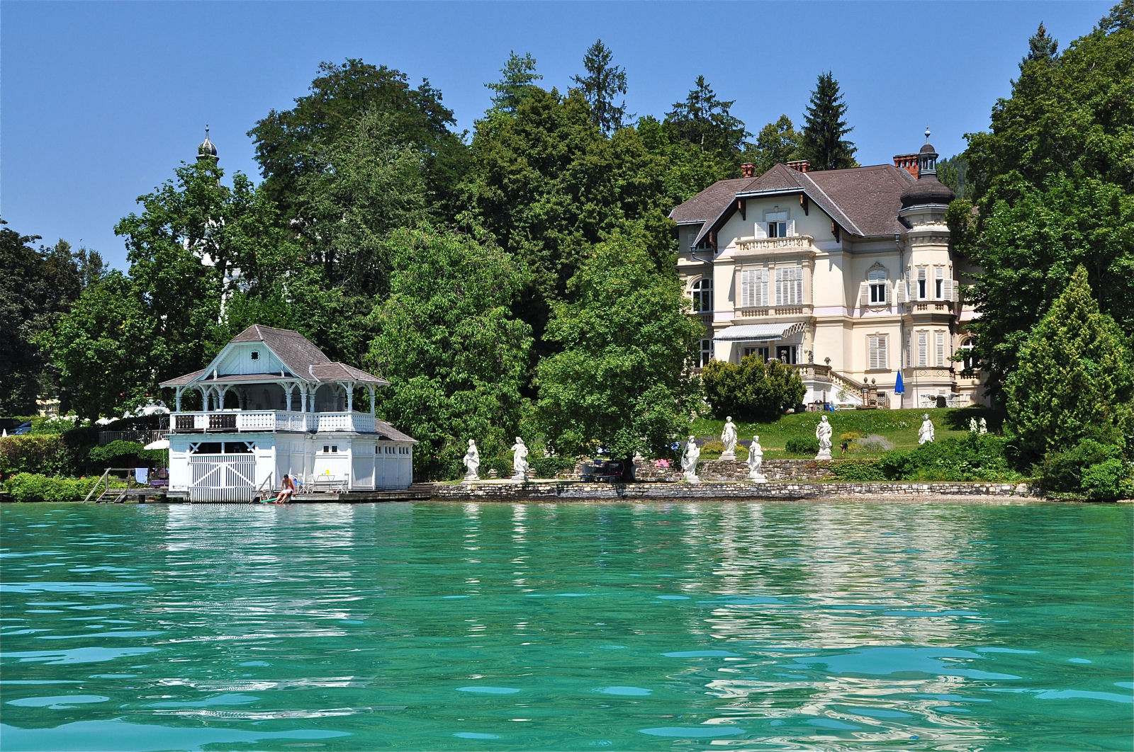 lake-woerthersee-villa-austria