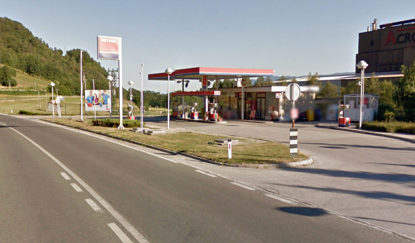 Gas Stations With Car Wash >> Gas Stations In The Lake Bled Area In Slovenia