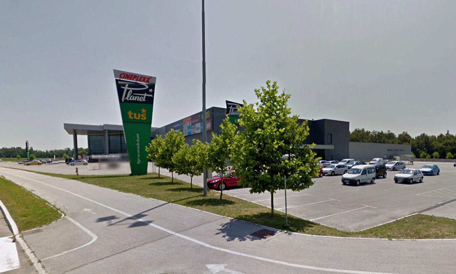 Planet TUS Kranj shopping centre