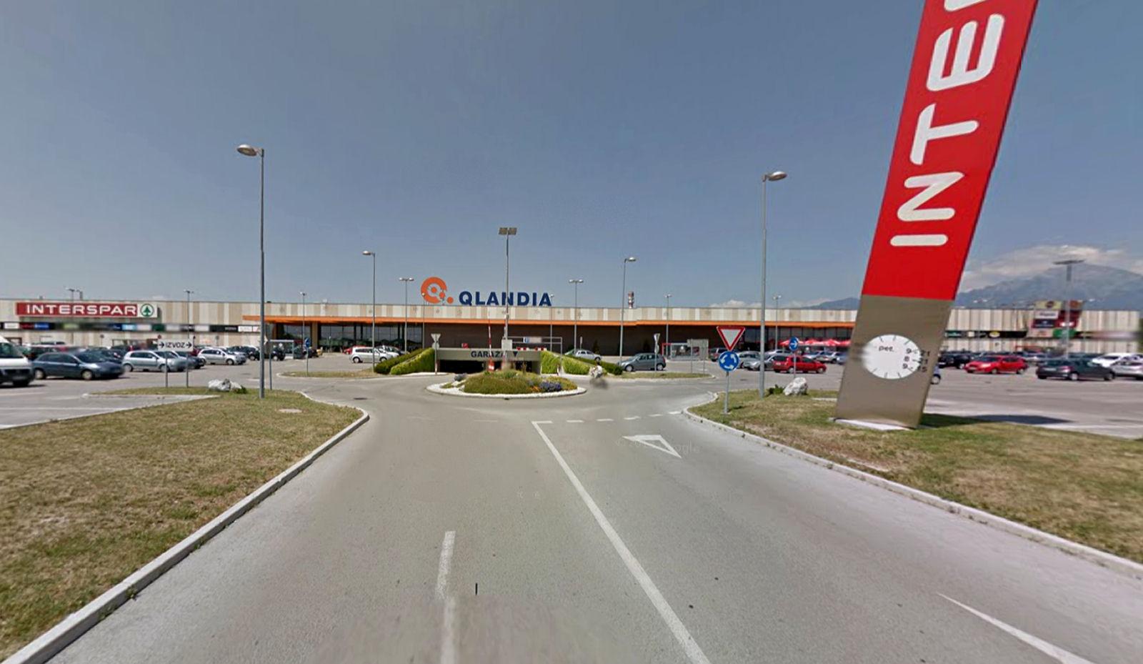 Qlandia Kranj shopping centre