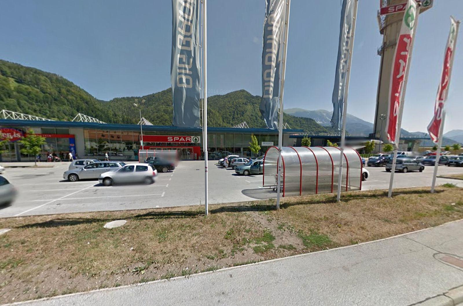 SPAR Hipermarket in Jesenice, Slovenia