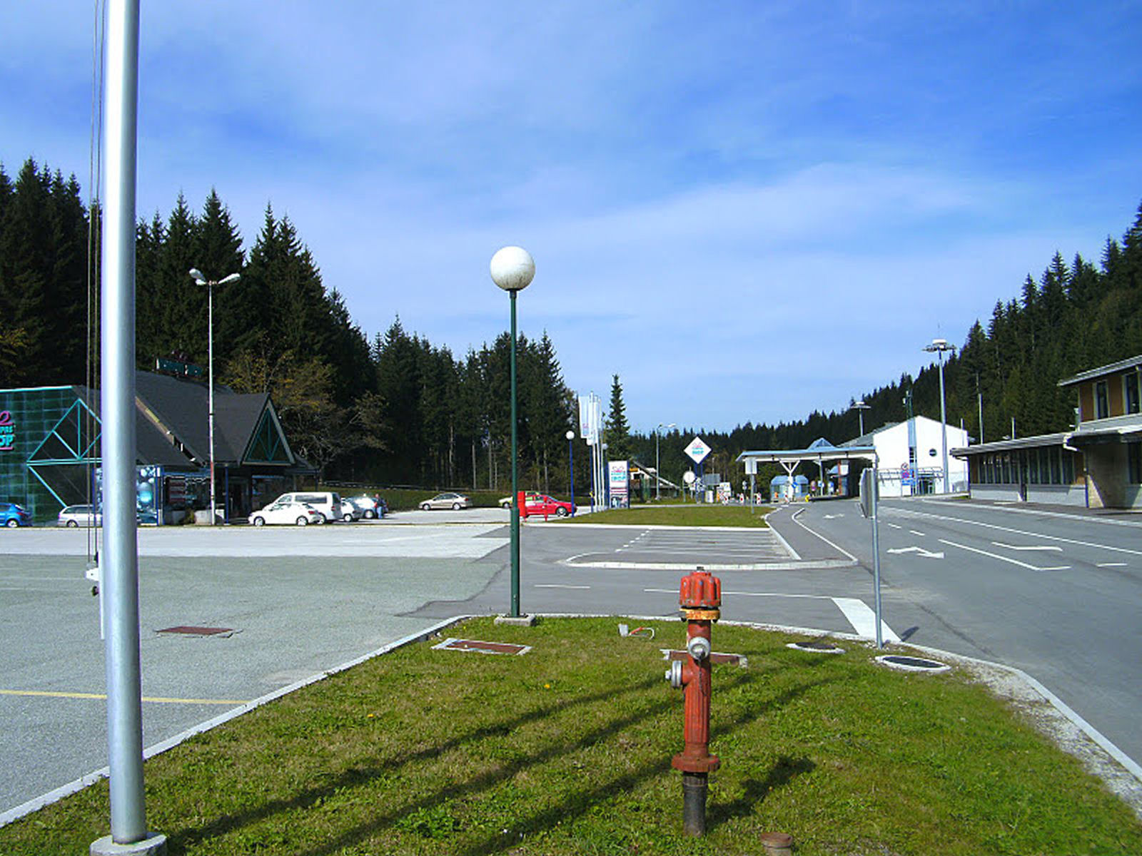 The Wurzen Pass has been renovated a few years ago