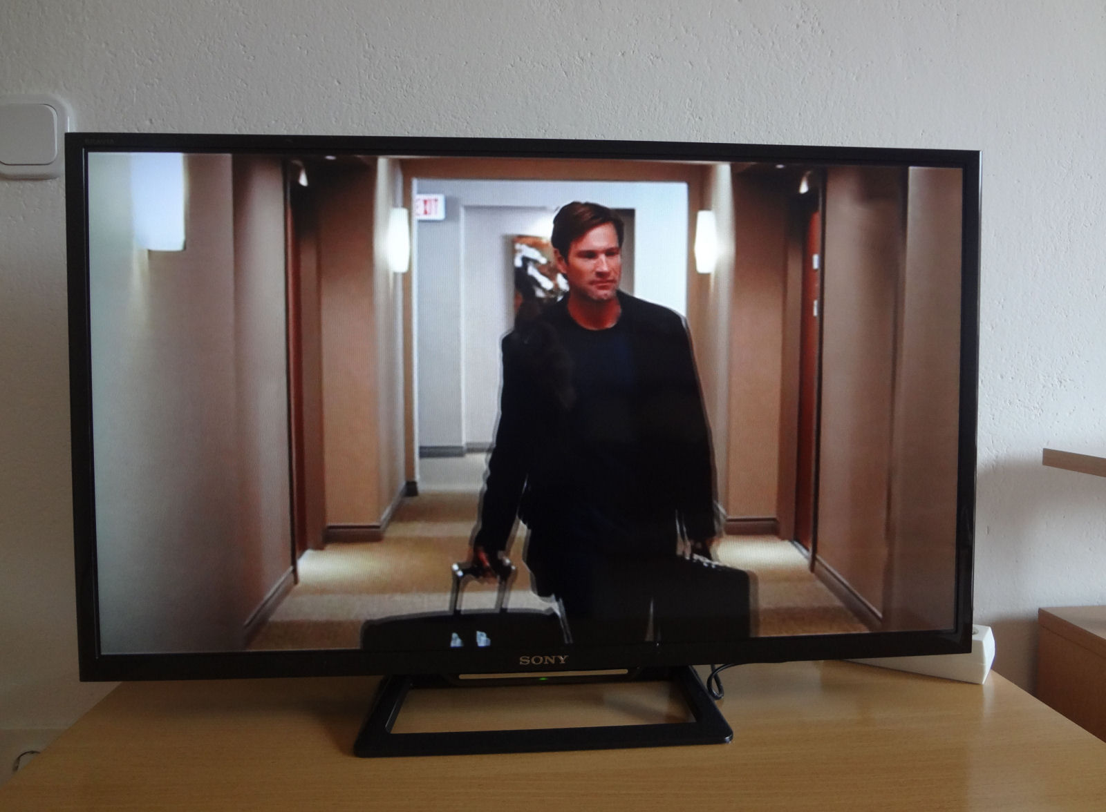 A brand new 32-Inch Sony Bravia LED TV with 130+ digital channels