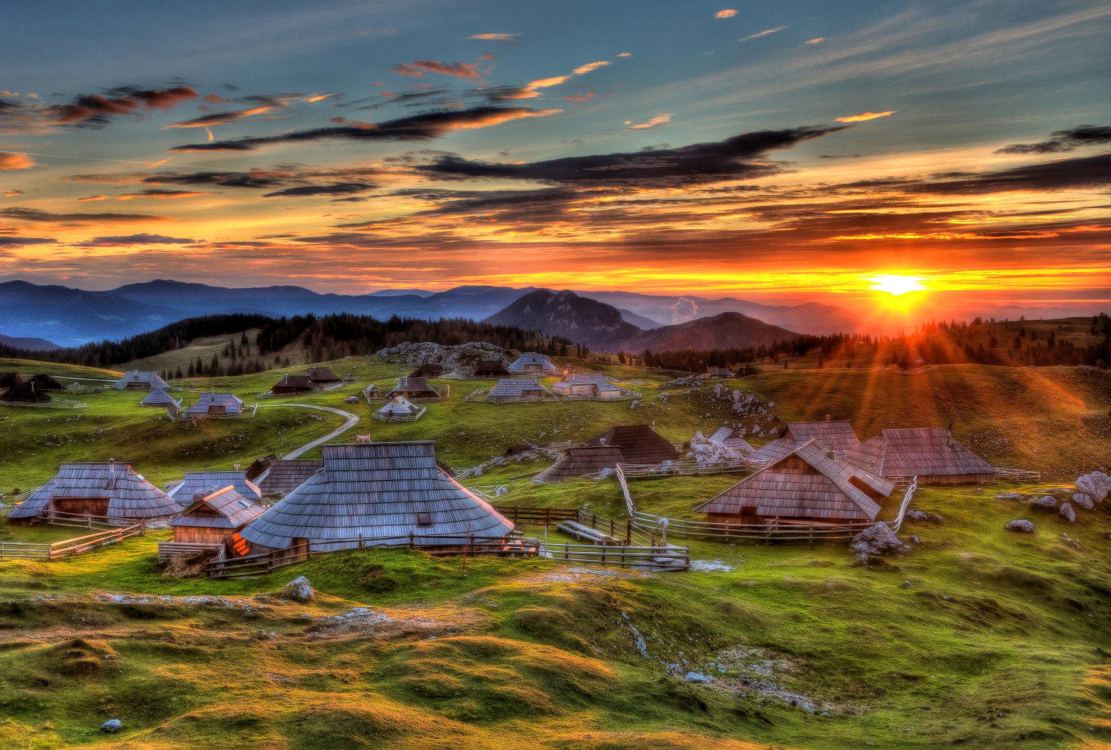 velika-planina-alpine-pasture