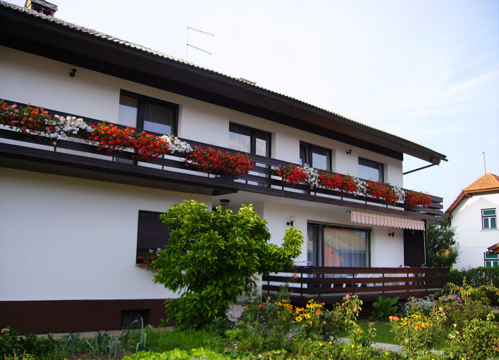 Fine Stay apartment in Lake Bled, Slovenia with a garden