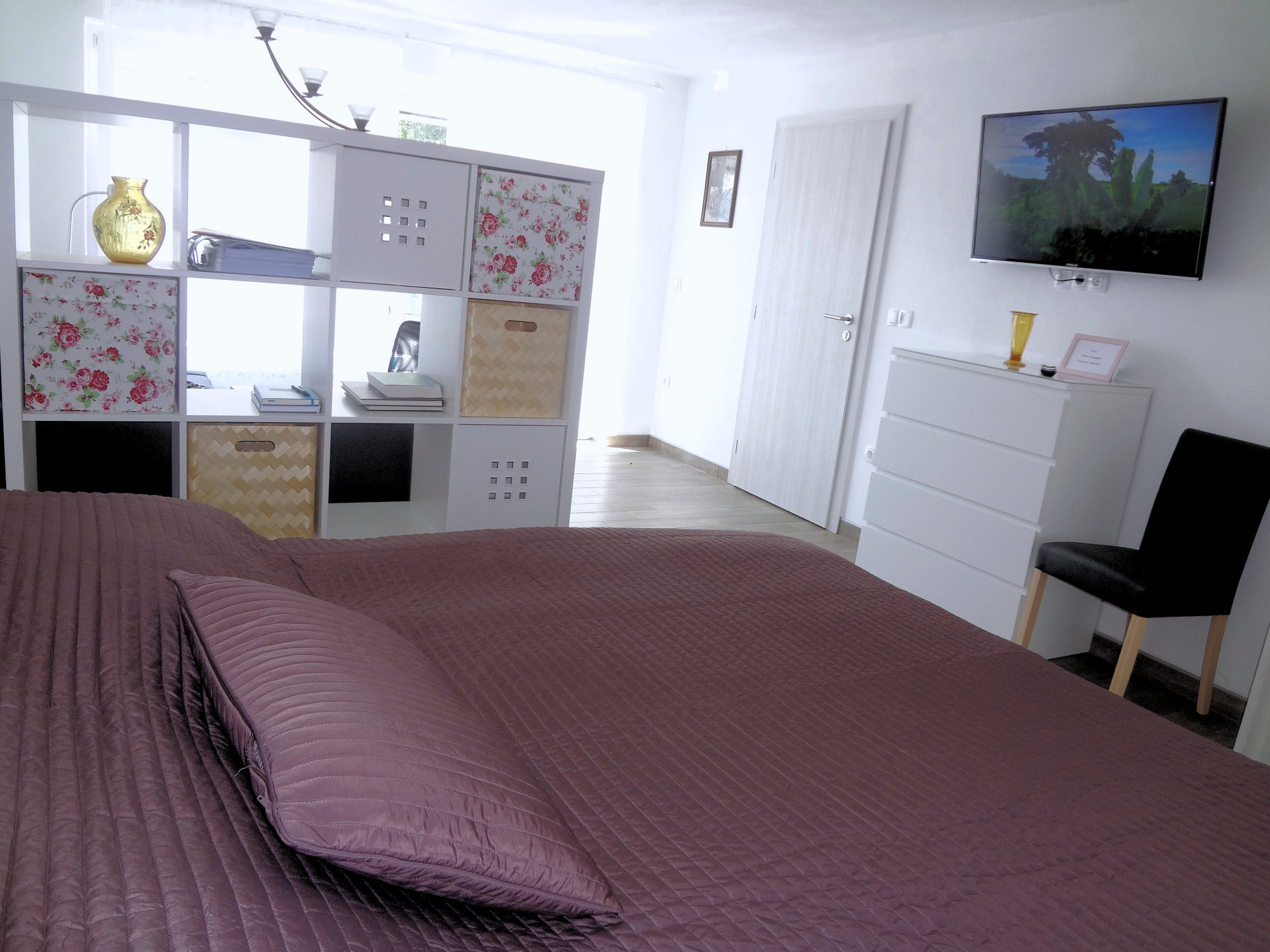 Interior of Apartments Fine Stay in the Gorenjska region of Slovenia