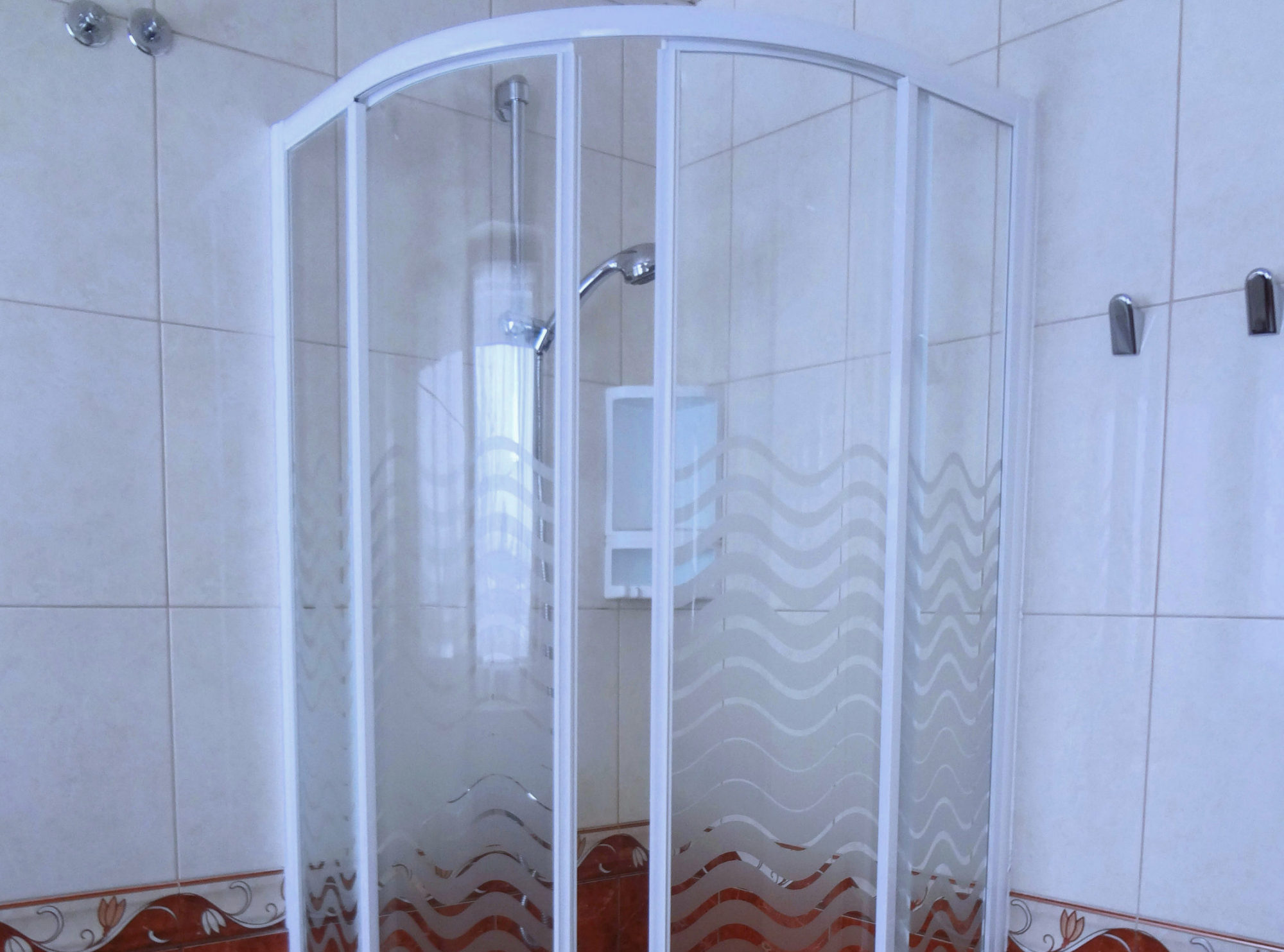 Perfect Neo Angle Shower Stall Pattern - Bathtub Design Ideas ...