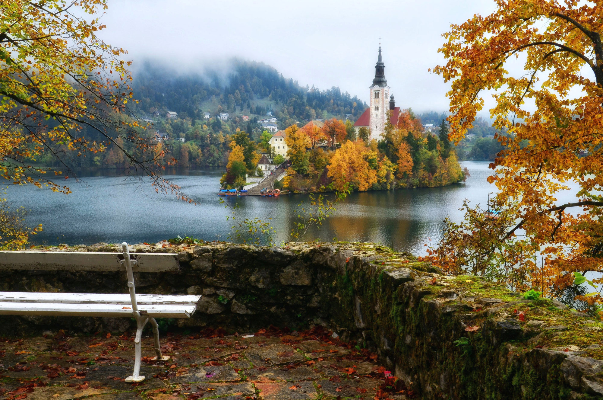 Visit And Explore The Beautiful Lake Bled In Slovenia