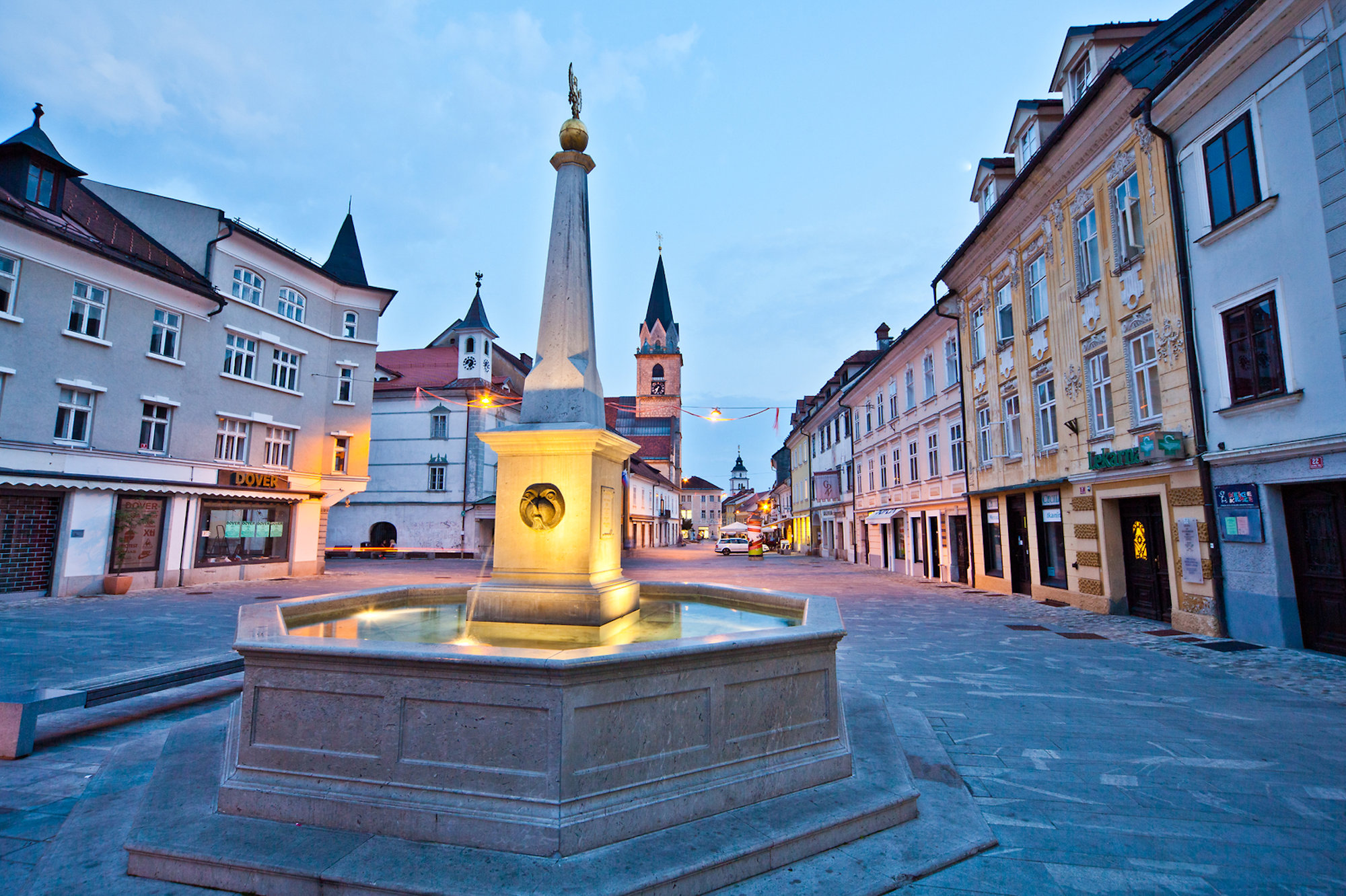 Visit And Explore The Kranj Old Town In Slovenia