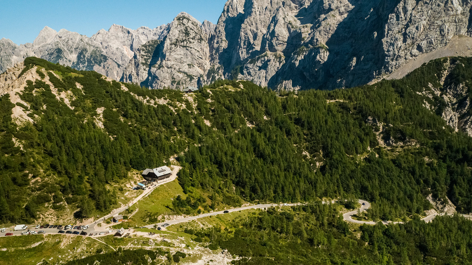 Visit And Explore Vrsic, The Highest Mountain Pass In Slovenia